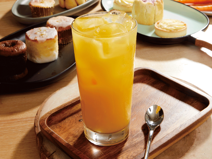 樹頂枊橙汁