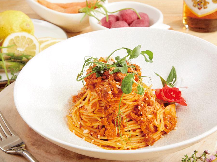 義大利肉醬.起司.風乾番茄